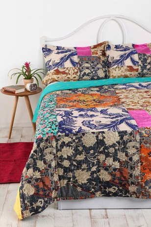 Urban Outfitters Patchwork Persian